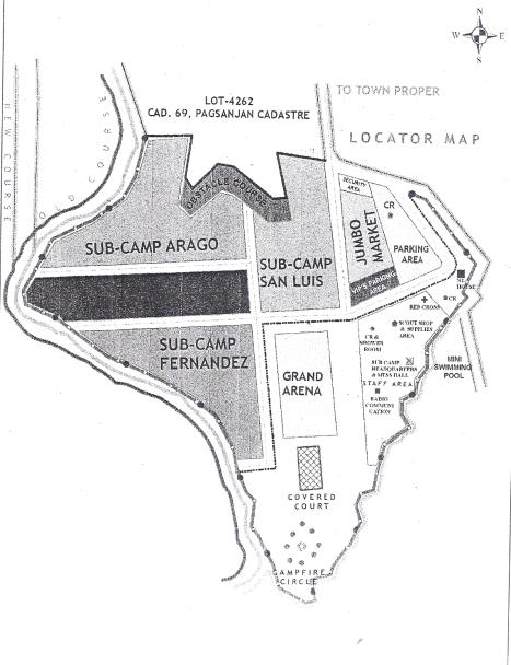 BSP LAGUNA COUNCIL Camp Site, Brgy Anibong, Pagsanjan, Laguna