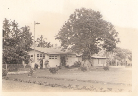 Old Photo Principal Office