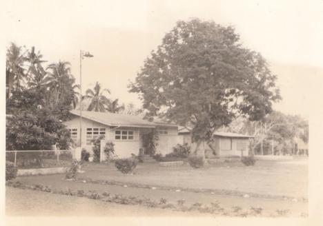 Old Photo Principal Office