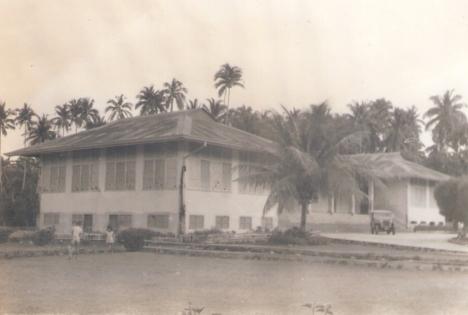 Old Picture Gabaldon Bldg.