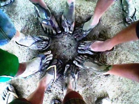BRTF (mga BatangRizal Teens Feet)