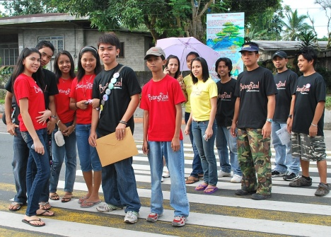 (BRO) BatangRizalOrg. supports the Brigada Eskwela '09