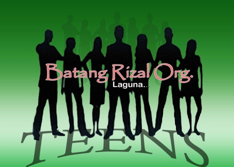 BatangRizalTeens Logo Designed by: Celo Subijano