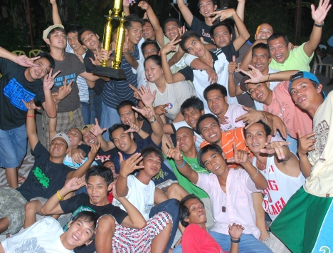 Brgy. Talaga Summer Basketball League '09