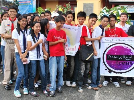 BatangRizal Organization / BatangRizal Teen's