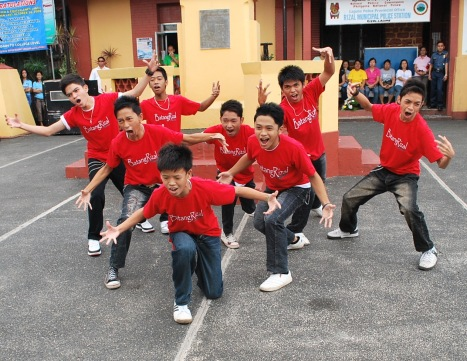 BatangRizal Teen's from Cristobal S. Conducto MNHS (formerly RNHS)