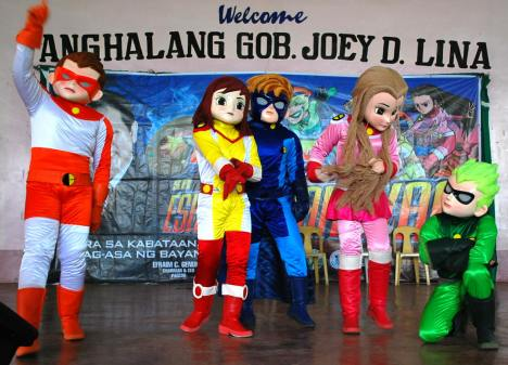 Pinoy animae heroes