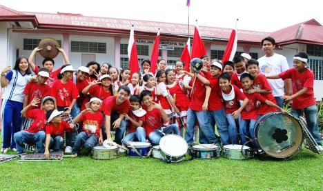 Rizal Elementary School Drum & Lyre Corps.