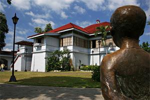 Rizal Shrine Calamba, Laguna