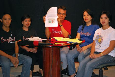 from L-R BRO Teody Escueta, BRO Neneth Millares, PASKSA Host Mr. Ronie Mirasol, BRO Alice Lareza and BRO Ghie Lucido
